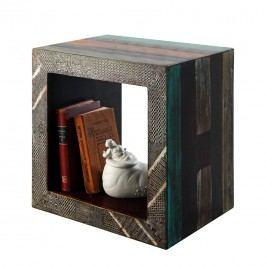 Beistelltisch Goa II - Mehrfarbig, Wolf Möbel