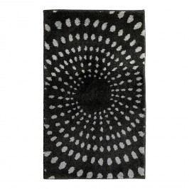 Badematte Mauritius I - Anthrazit - 60 x 100 cm, Schöner Wohnen Kollektion