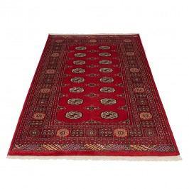 Teppich Pakistan Omara Delux - Rot - 60 x 90 cm, Parwis