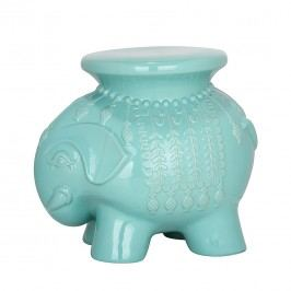 Beistelltisch Elephant - Keramik, Safavieh