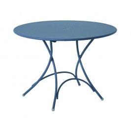 Pigalle Klapptisch - rund - blau