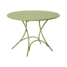 Pigalle Klapptisch - rund - grün matt
