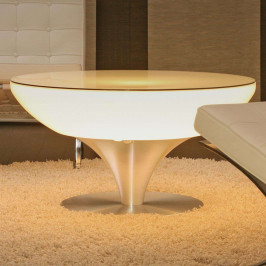 Leuchttisch Lounge Table LED Pro Accu H 45 cm
