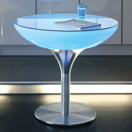 Leuchttisch Lounge Table LED Pro Accu H 75 cm