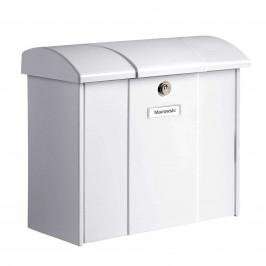 Briefkasten Olymp in Weiß