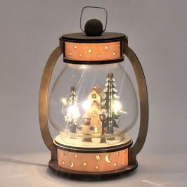 LED-Laterne Christmas