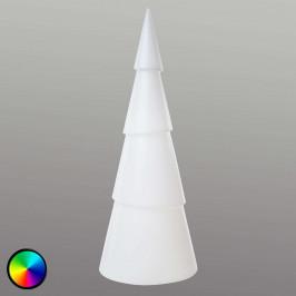3D-Baum Shining Tree LED RGB 100 cm
