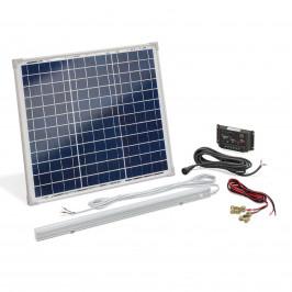 Solar-Stromset Inselsystem 30 W
