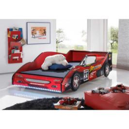 Autobett Meteor Rot, 90 cm