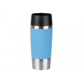 Isolierbecher Emsa Travel puder-blau