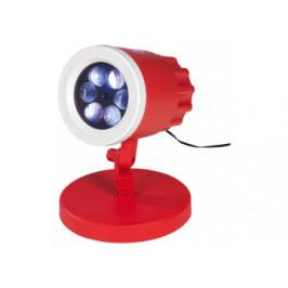 LED-Motivstrahler FCB 3976 rot