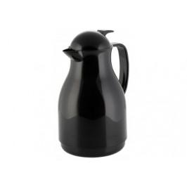 Isolierkanne 1l schwarz