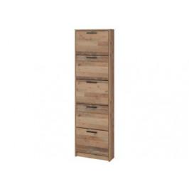 Schuhkipper Vinon Old Wood Nachbildung hell, ca. 179 cm hoch