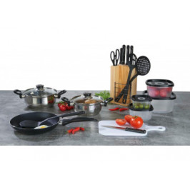 Küchenstarter-Set 18-teilig