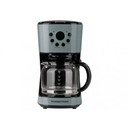 GOURMETmaxx Kaffeeautomat 5033 mit Timer grau