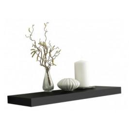 Wandboard Shelvy schwarz 60 cm breit