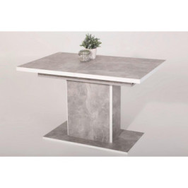 Esstisch Alice Beton Optik 120 x 80 cm