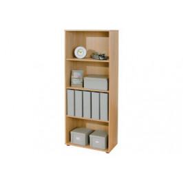 Bücherregal Parini 3 4F. Eiche Sonoma Nachbildung