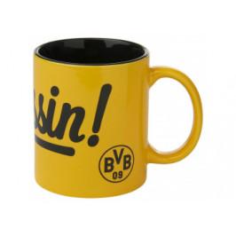 BVB Kaffeebecher Borussin