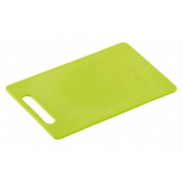 Schneidbrett Kunststoff grün ca. 34x24cm