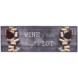 Küchenläufer ca. 80 x 150 cm Rotwein