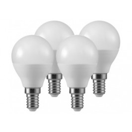 LED-Tropfenlampe 4er-Pack E14 5,5 Watt