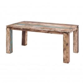 Esstisch 200-300 cm aus Massivholz im Vintage Look