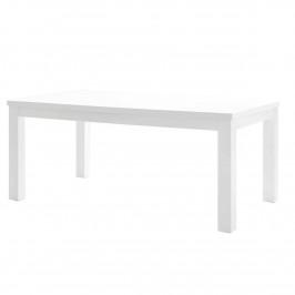 Esstisch 180x100 in Akazie massiv Weiß