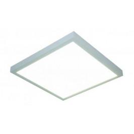 Deckenaufbaurahmen für LED-Panel/Einlegeleuchte für das Rastermaß 595x595/Systemmaß 620x620mm WELOOM®