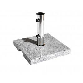Granit-Schirmfuß (quadratisch, 20 kg)