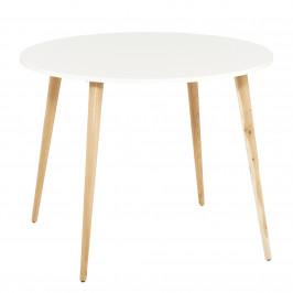 Esstisch Oslo (ø 100 cm, rund, skandinavisches Design)
