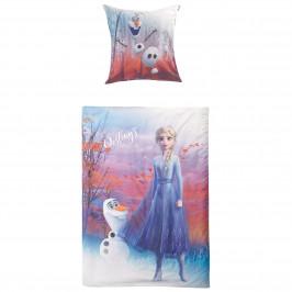 Kinderwendebettwäsche Eiskönigin 2 (135x200)