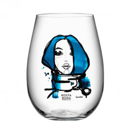 All about you Glas 2er Pack miss you (blau)
