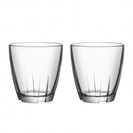 Bruk Glas klein 2er Pack klar