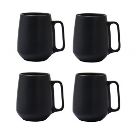 Enso black Tasse 4er Pack 25cl