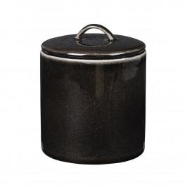 Nordic Coal Dose mit Deckel 12cm