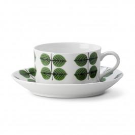 Berså Kaffeetasse Tasse + Untertasse