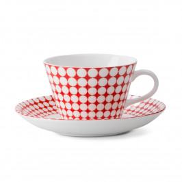 Eva Kaffeetasse Kaffeetasse + Untertasse