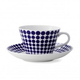 Adam Kaffeetasse Tasse + Untertasse