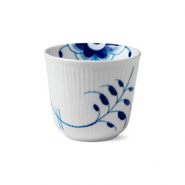Blue Fluted Mega Isolierbecher 26cl