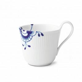 Blue Fluted Mega Tasse mit Henkel 33 cl 33cl