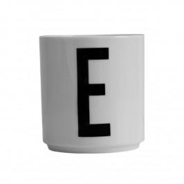 Design Letters Becher weiß E