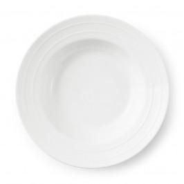 Banquet tiefer Teller Ø 22cm weiß