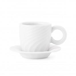 Twist Tasse 5cl weiß