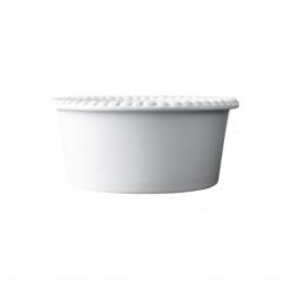 Daria Schale Ø 18cm white