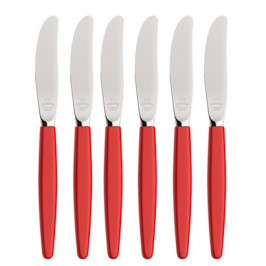 Skaugum Messer 6er Pack Passion Red