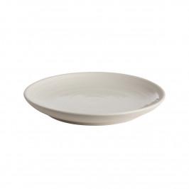 Ernst kleiner Teller Steinzeug 21cm weiß