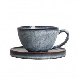 Jade Tasse blau