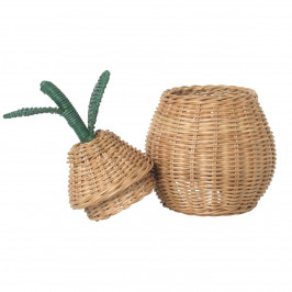 Pear Verwahrungskorb klein