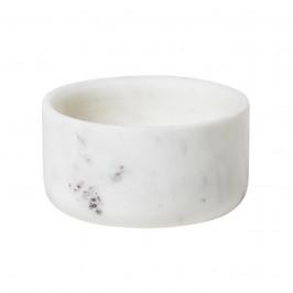 Lynae Marmorschale Ø 15cm weiß